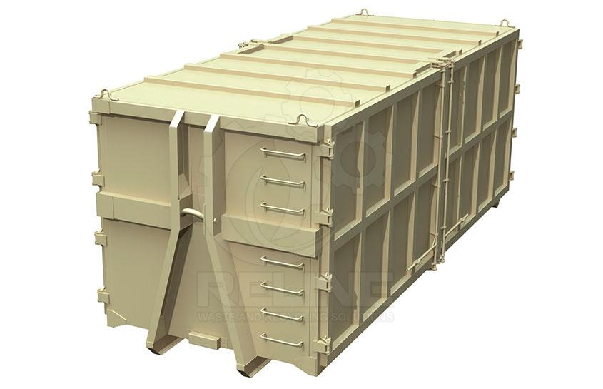 Мультилифт контейнер с крышкой