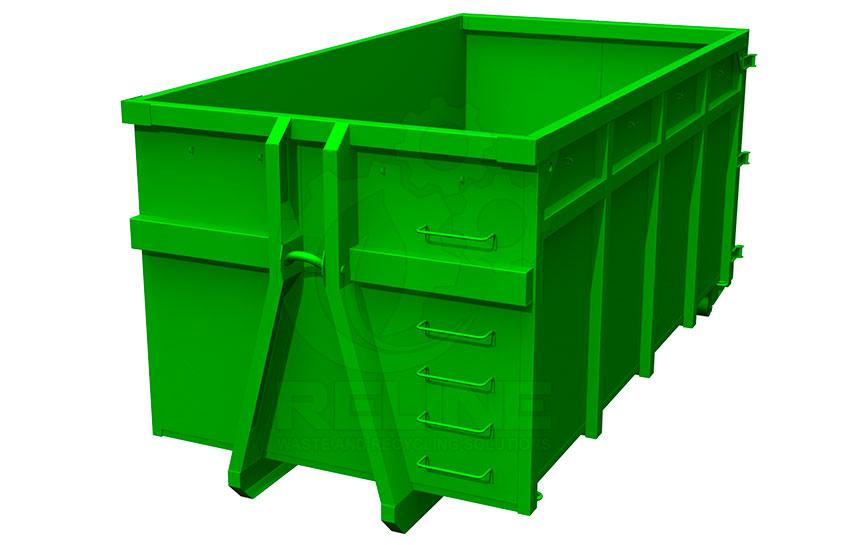 Мультилифт контейнер для строительного мусора