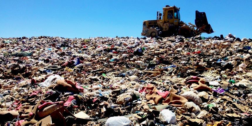 Мусорные свалки и их влияние на окружающую среду