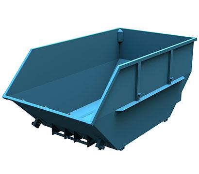 Бункеры-накопители лодочка